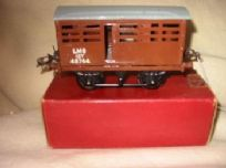 Hornby LMS No.1 Cattle Truck